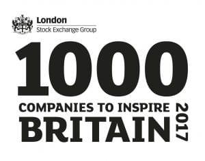 1000 Companies to Inspire LSEG